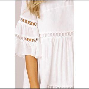Bellanblue Dresses - CATARINA Babydoll Dress - IVORY